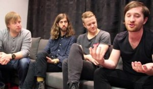 hitz.fm hangs out with Imagine Dragons