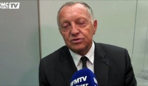 "Football / Ligue 1 - Aulas : ""On forme beaucoup de très bon attaquants"""