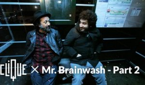 Mr. Brainwash : from Hollywood to Garges-lès-Gonesse - Part 2