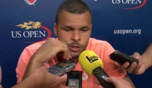 Tennis - US Open (H) : Tsonga «Tourner la page»