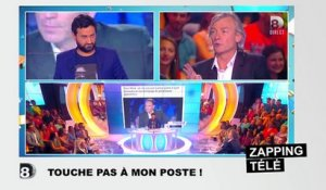 La journaliste de France 3 interrompue en plein journal