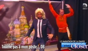 Touche pas à mon poste ! Le défi danse de Cyril Hanouna face à Chris Marques.mp4