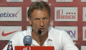 Foot - L1 - Lille : Renard «Il faut rester solidaires»