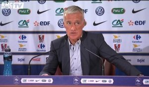 Football / Equipe de France / Deschamps fait appel à Areola et Lassana Diarra