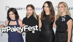 Les filles de Pretty Little Liars sont sublimes à la Paley Fest