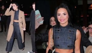 Demi Lovato enchante Times Square avec un concert surprise