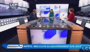 Parlement'air - L'Info : Journal du mardi  3 novembre 2015