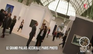 Expo - Le Grand Palais accueille Paris Photo - 2015/11/13