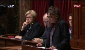 Intervention d'Eliane Assassi au Congrès de Versailles