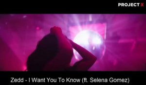 Zedd - I Want You To Know (ft. Selena Gomez) (Official Music Video)