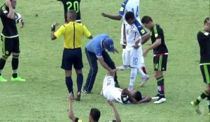 L'horrible blessure de Luis Garrido