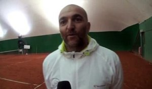 "Tennis - Interclubs - Guillaume Raoux, capitaine : ""On a une belle équipe au Tennis Club Boulogne-Billancourt"""