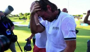 Golf - EPGA : Dubuisson le chef de file