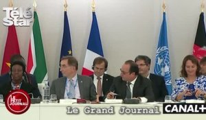 Le Petit Journal : la bourde de Hollande à la COP 21