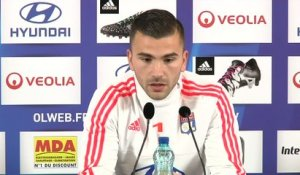 Foot - L1 - OL : Lopes «On a envie de montrer un autre visage»