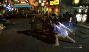 Yakuza 0 sortira en Occident