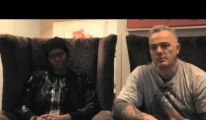 Skunk Anansie interview - Skin & Mark (part 2)