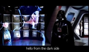Adele - Hello (from the dark side) - Parodie en mode Star Wars