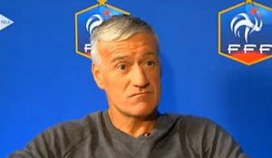 Deschamps estime que l'exclusion de Platini est «excessive»