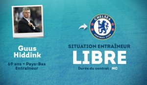 Officiel : Guus Hiddink nouvel entraîneur de Chelsea !
