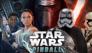 Star Wars Pinball : The Force Awakens Pack pour Zen Pinball 2