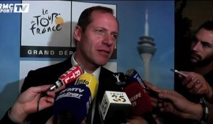 "Tour de France - Prudhomme : ""On est fier de repartir d'Allemagne"""