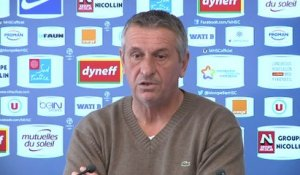 Foot - L1 - MHSC : Baills «Un match important, on en est conscient»