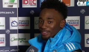 GK Nkoudou : «On a su tuer le match»