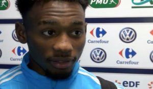 Nkoudou : «On a bien géré le match»