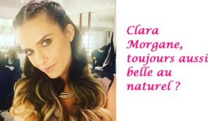 Clara Morgane poste une photo d'elle sans make-up et au lit