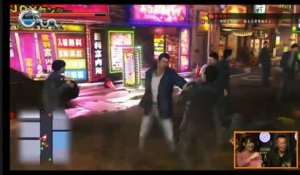 Yakuza 6 - PS4 Exclusive - First Gameplay of the Demo