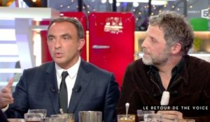 Nikos dévoile les coulisses de The Voice ! -Zapping People 26012016