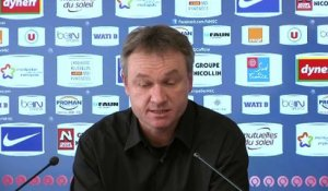 Foot - L1 - MHSC : Hantz «Important de confirmer»