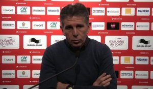 Foot - L1 - OGCN : Puel «On a envie de prolonger le plaisir»