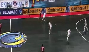 Futsal - Le but incroyable de Ricardinho