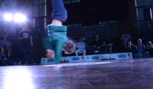 Qualification Marseille Baby Battle Pro : Fresh - Belarus
