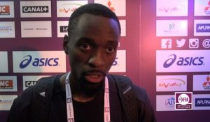 Teddy Tamgho : « Les sensations reviennent »