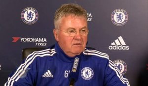 Chelsea - Hiddink : ''Difficile de mettre Costa en laisse''