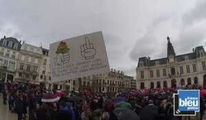 Manif 9 mars 2016 POITIERS