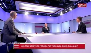Invité : Didier Guillaume - Preuves par 3 - Le Best of (15/03/2016)