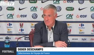 "Deschamps sur l'affaire Benzema : ""C'est fatiguant à force"""