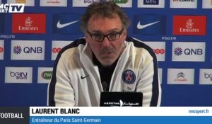 "Blanc : ""On a tiré un grand club"""