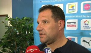 Rugby - Top 14 - R92 : Labit «Le dur apprentissage»