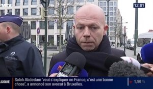 Salah Abdeslam veut «partir en France le plus vite possible»