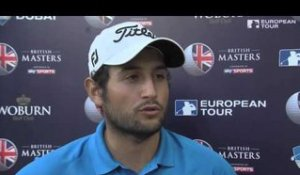 British Masters (T1) : La réaction d'Alexander Levy