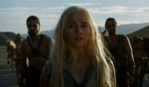 Game of Thrones : un nouveau trailer innattendu