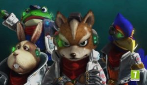 Star Fox Zero - Trailer de Lancement