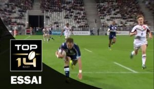 TOP 14 – Bordeaux-Bègles – Racing 92 : 20-28 Essai 1 Johan GOOSEN (RAC) – J20 – Saison 2015-2016
