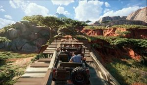 Preview Uncharted 4 A Thief's End : Vidéo commentée JVL