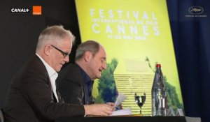 Press conference - Festival de Cannes 2016 [VOD - April 14th 2016 at 11:00am]